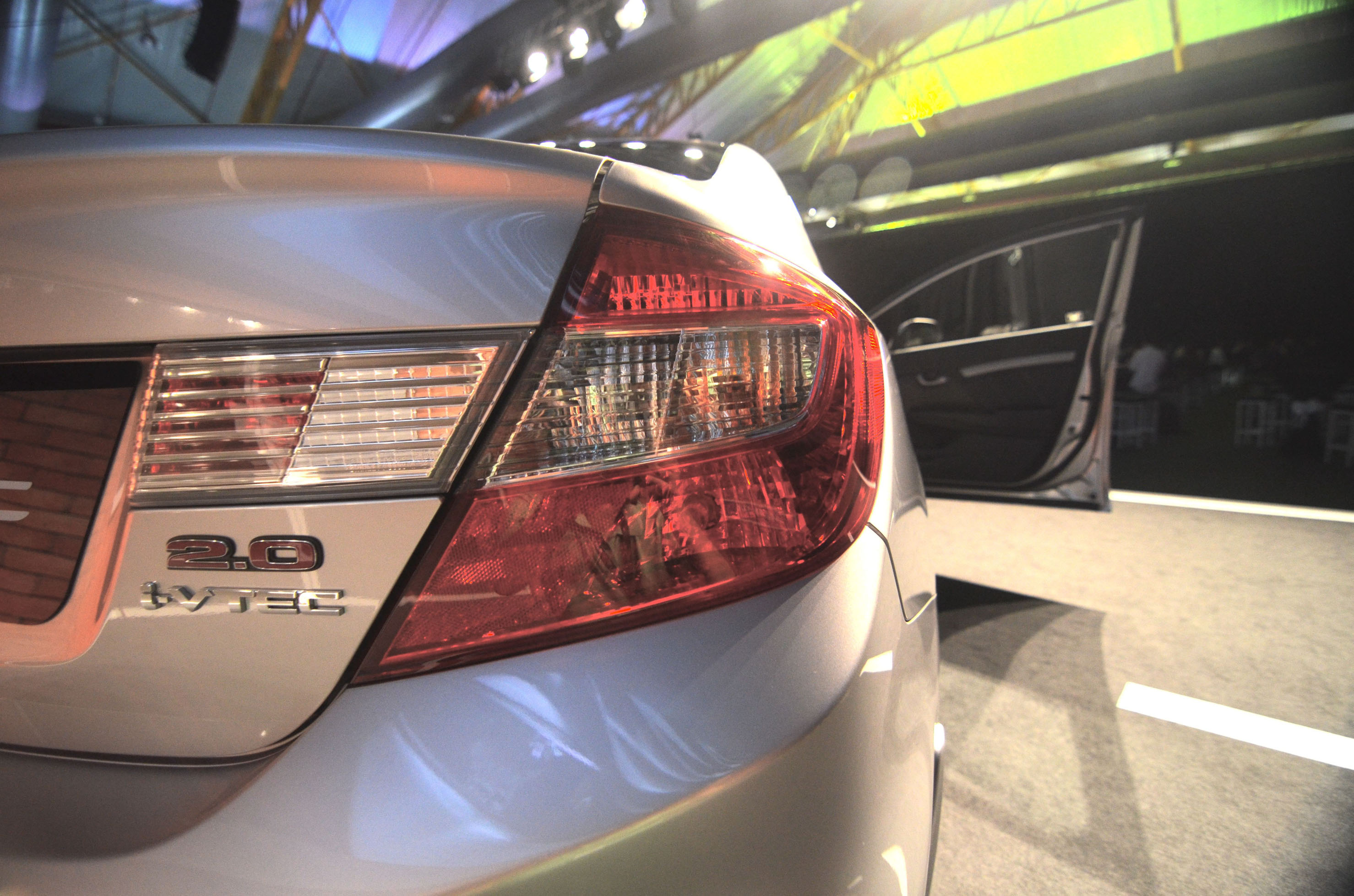 A number of people say the 9th gen has proton preve like rear tail lights i fail to see the resemblance really what i am reminded of though is the