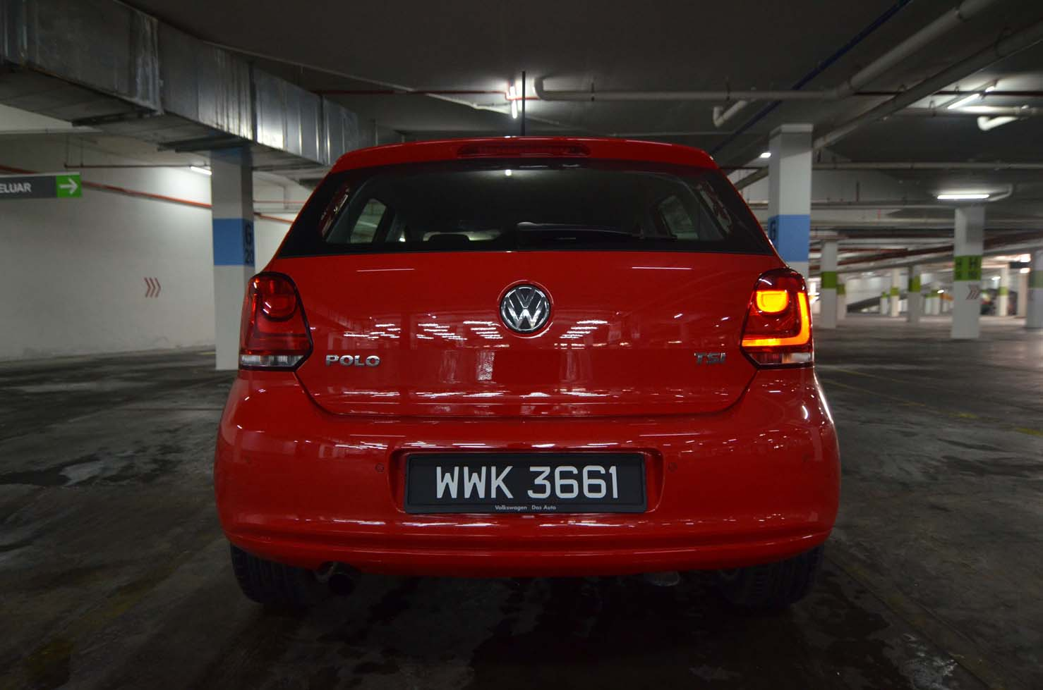 The Volkswagen Polo Sport - Are you Polo enough? - kensomuse