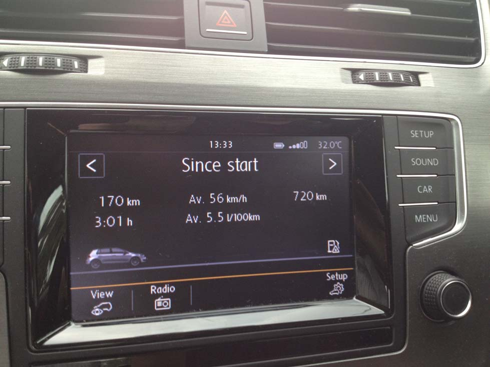 The VW Golf 1 4TSi Mk VII - How does it stack up against Mk