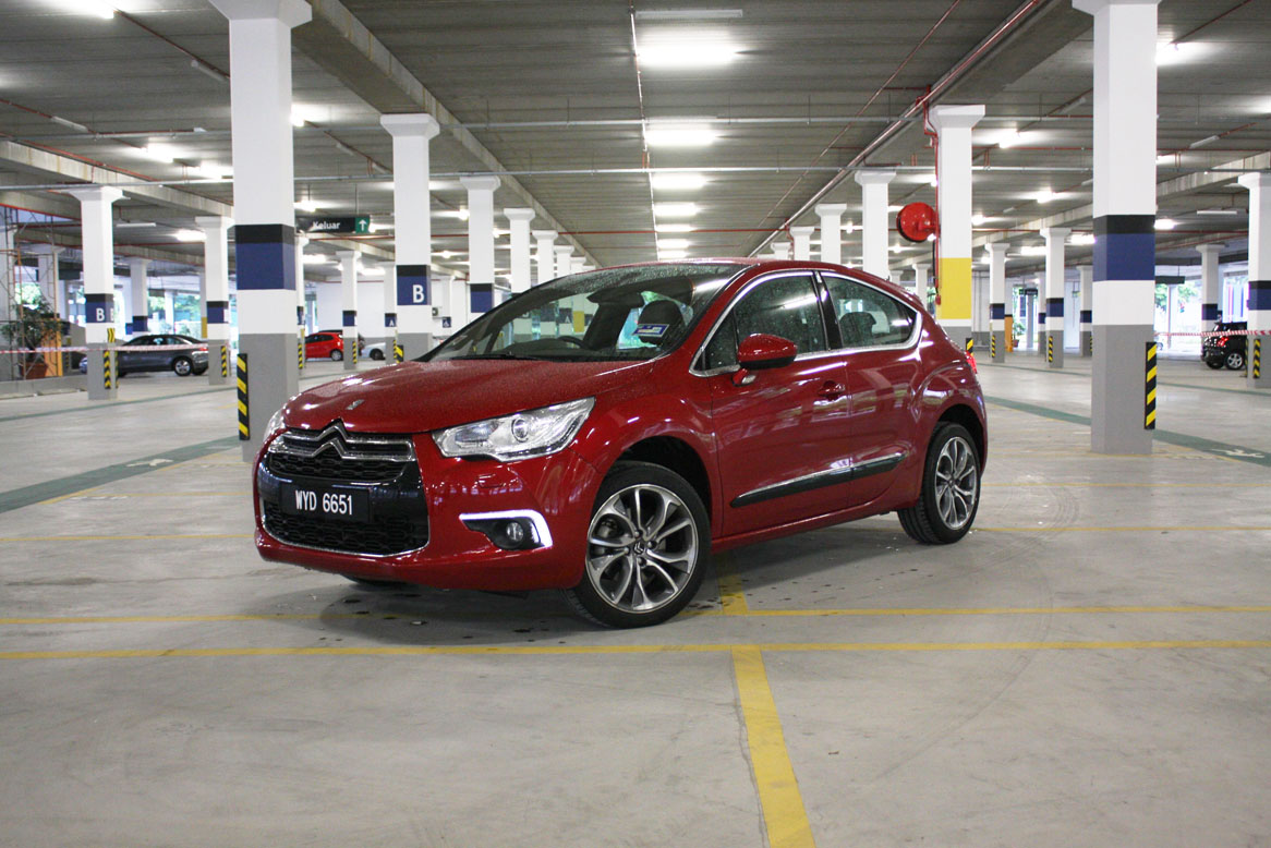 citroen ds4 malaysia review. Black Bedroom Furniture Sets. Home Design Ideas