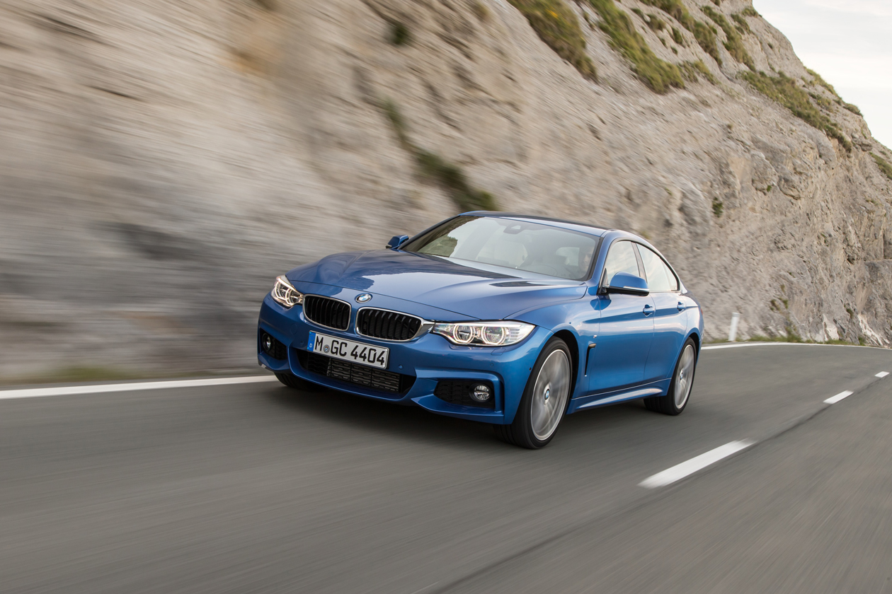 BMW 4 Series Gran Coupe M Sport 01
