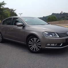The Volkswagen Passat sedan – Executive Comfort