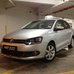 The Polo Sedan – Most Affordable Volkswagen in Malaysia