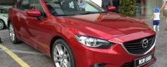 The all-new Mazda 6 – Tried and Tested