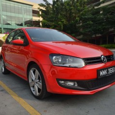 The Volkswagen Polo Sport – Are you Polo enough?