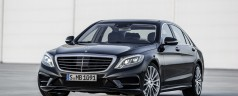 The new Mercedes-Benz S-Class – Launched
